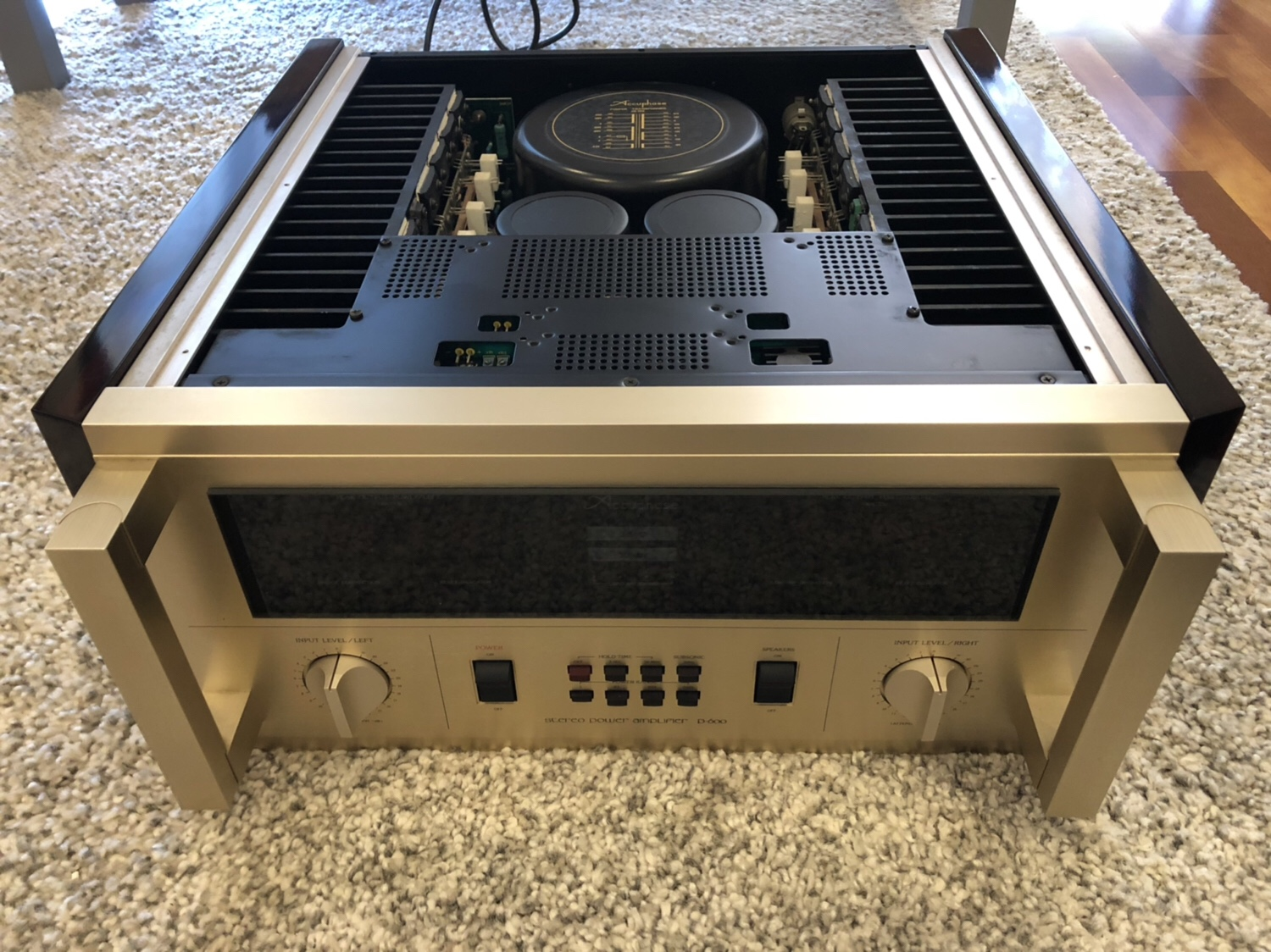 Amplificatore Accuphase P 600