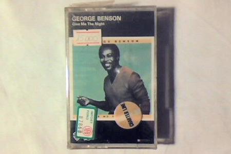 GEORGE-BENSON-Give-me-the-night-mc-cassette